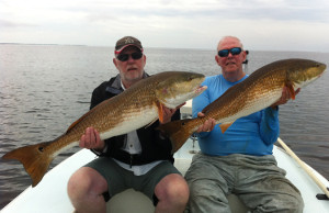 redfish caught indian river lagoon