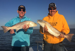 redfish fishing trip new smyrna beach