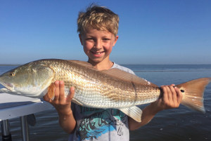 catching red drum mosquito lagoon nsb florida