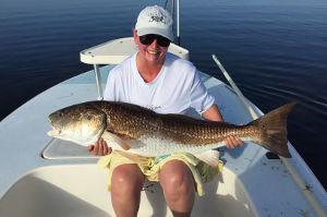 fishing indian river lagoon for bull reds