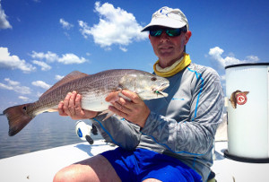 mosquito lagoon fly fishing charter may