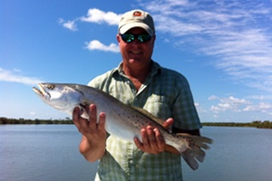 oak hill speckled trout