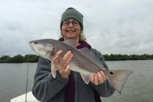 winter fishing charter mosquito lagoon