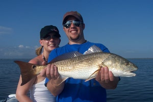eric redfish