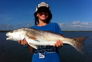 north lagoon redfish