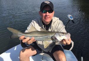 NIRL snook fishing charter florida