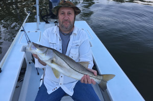 mosquito lagoon snook fishing