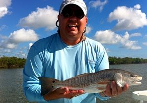 edgewater redfish fly