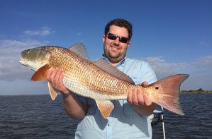 orlando area redfish fishing charter