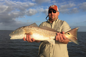 redfish fishing charter near orlando fl