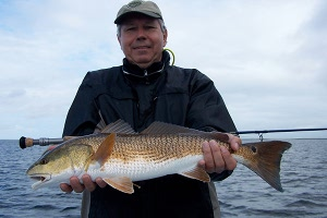 guetschow redfish on fly