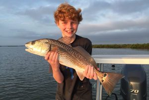 mosquito lagoon area redfish fishing charter