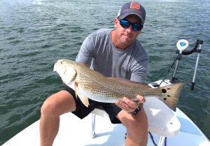 fishing for redfish near ponce inlet