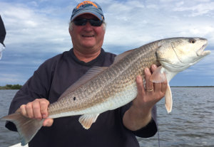 fishing trip mosquito lagoon redfish