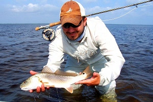 kane redfish on fly