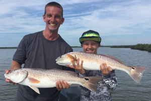 new smyrna lagoon redfish fishing