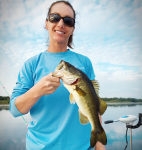 fishing trips for largemouth bass st johns river florida