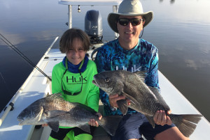 fishing for black drum indian river