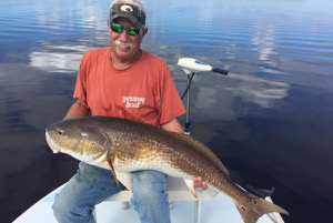 indian river lagoon bull red drum