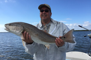 mosquito lagoon redfish winter