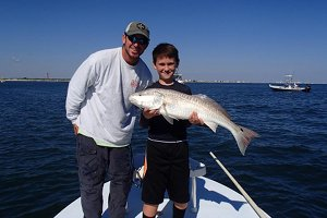ponce inlet redfish