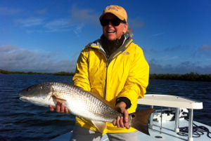 Lagoon Redfish