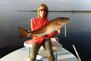 titusville trophy bull redfish