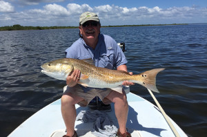 titusville bull redfish fishing