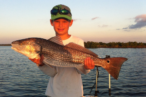 redfish fishing new smyrna beach