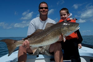wiley redfish