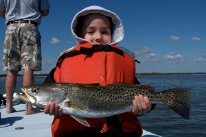 wiley speckled trout