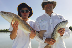 fishing for redfish mosquito lagoon