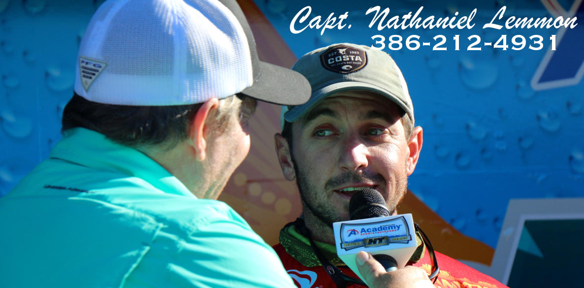 nathaniel lemmon pro redfish tournament