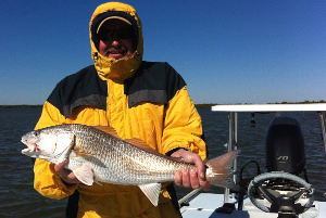 fishing new smyrna beach redfish