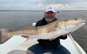 giant redfish indian river fl
