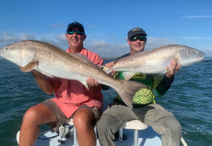 ponce inlet fishing redfish fall