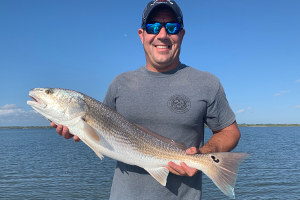 mosquito lagoon summer redfish