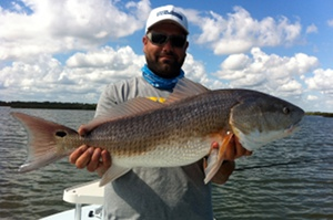 redfish new smyrna beach