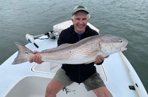 ponce inlet fall redfish fishing