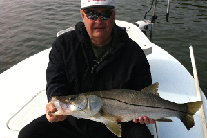 snook fishing indian river