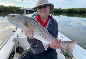 new smyrna beach redfish
