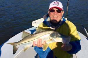 fishing trip for snook new smyrna beach