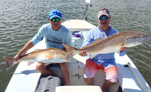 ponce inlet fall redfish