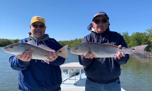 new smyrna beach fl redfish charter