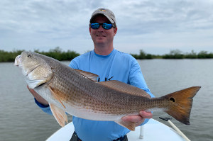 lagoon summer redfish charter
