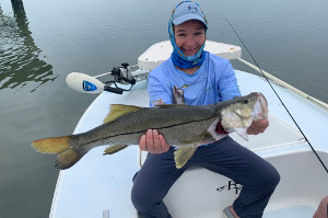 snook fishing nsb florida
