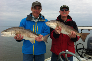 redfish charter near titusville
