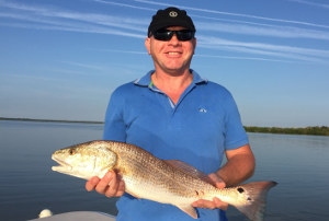 red drum fishing mosquito lagoon new smyrna